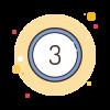 icons8-circled-3-100