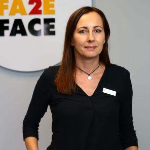 Iwona Cieślik FACE2FACE