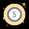 icons8-circled-5-100