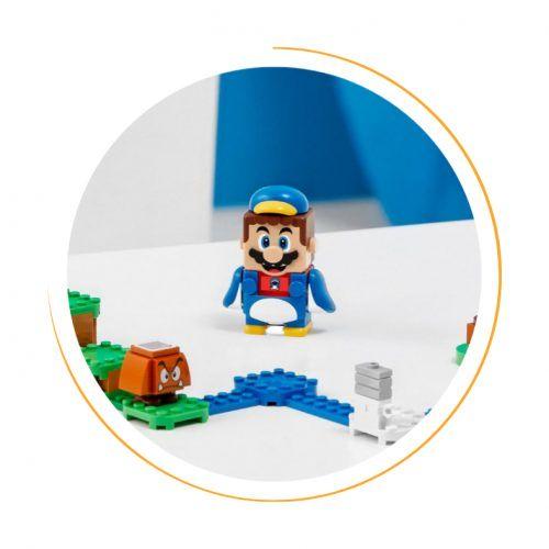 LEGO PRZYGODA - lp